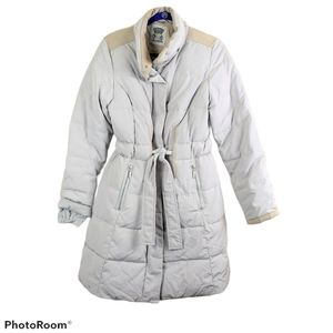 Damo Dutch Touch Vintage Goose Down Puffer Coat